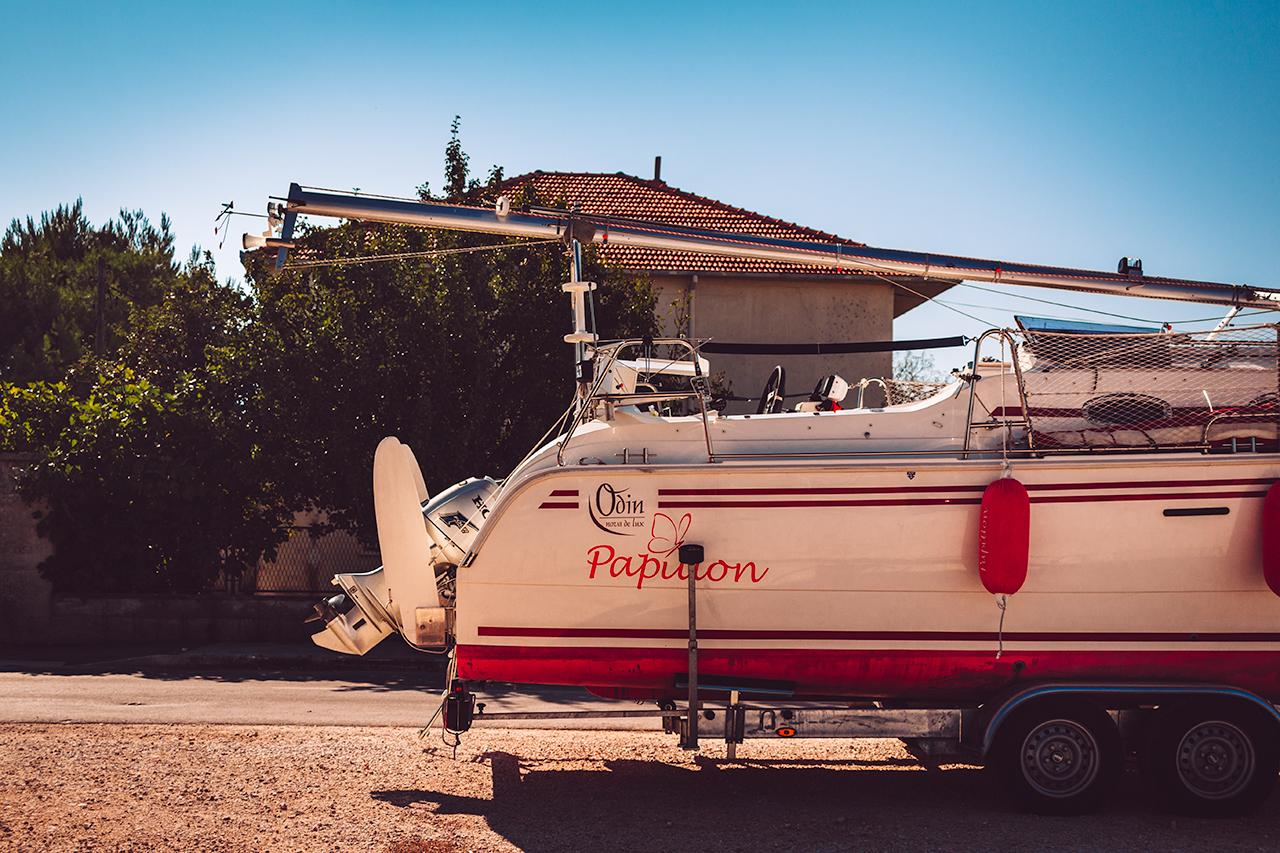 papboat